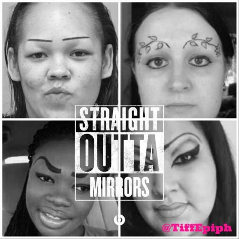 #Brows #FriendsWhoTellTheTruth #CommonSense #Mirrors