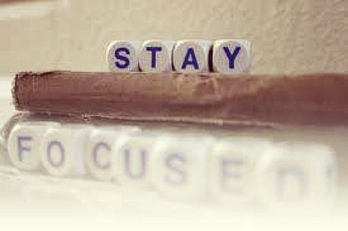 focused100